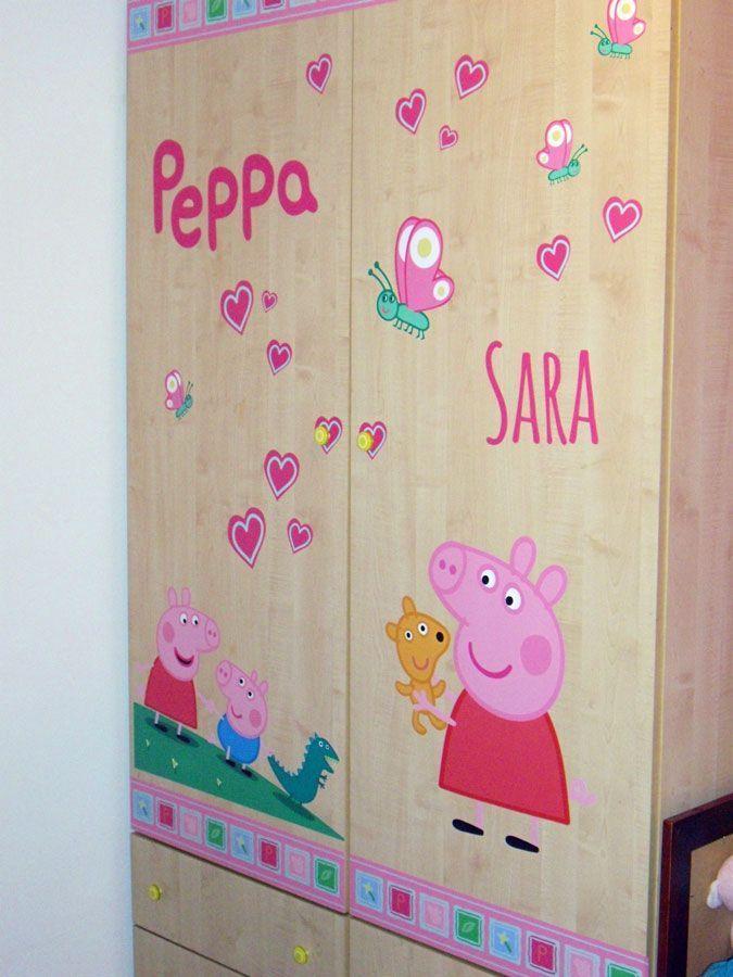 Pegatinas de vinilo y vinilos decorativos blog for Vinilos armarios infantiles