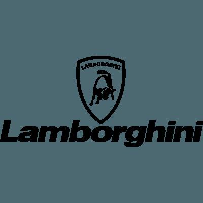 Pegatina Logo Lamborghini En Vinilo Adhesivo Para Coche