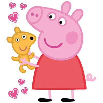 vinilo decorativo infantil peppa pig paypal logo vector free paypal verified logo vector